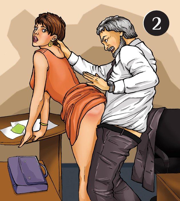 Секс стоя в офисе фото 595-555