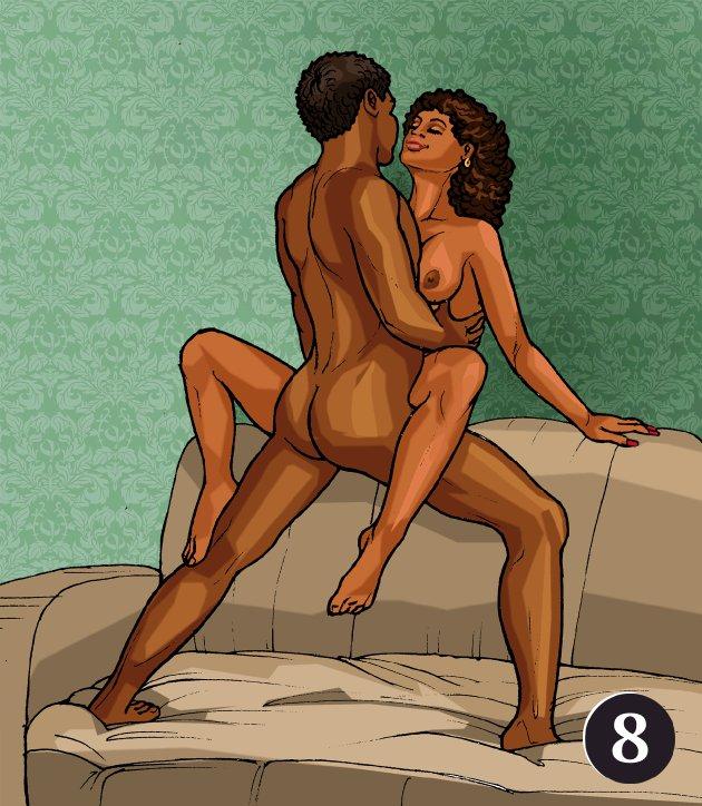 На каком диване лучше всего лучше заниматься сексом