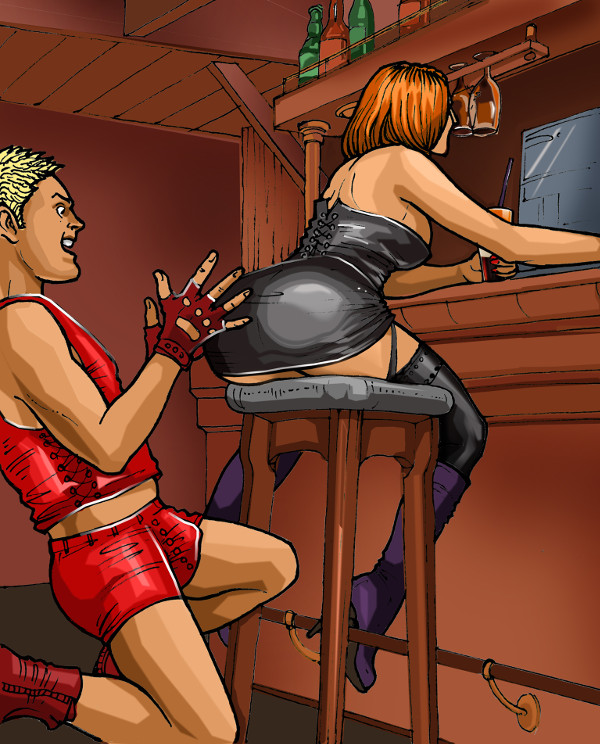 Дикая секс вечеринка