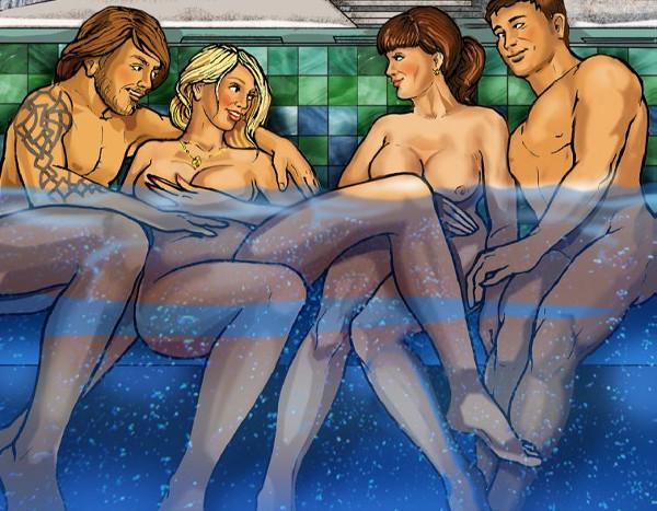 Секс круизы для свингеров