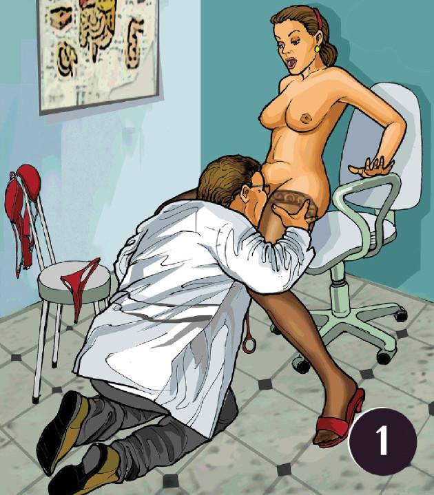 Интересные позы для секса в офисе