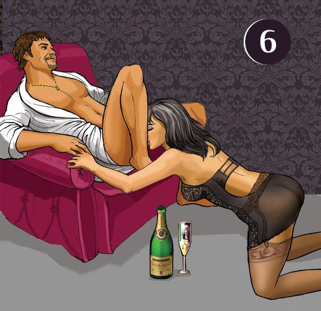 Самый, как делать минет чтобы парень был в восторге