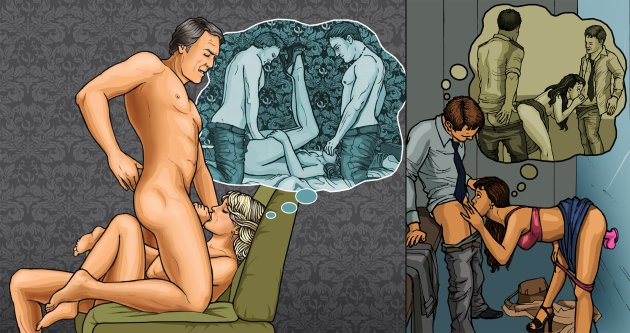 Многообразие орального секса